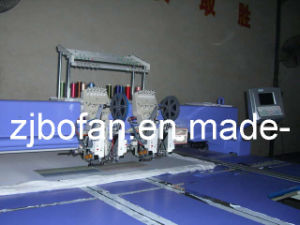 Four Sequin Embroidery Machine with ISO9001: 2000 & CE Certificate (BF-FS602) pictures & photos