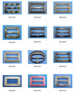 Plastic Buckles in Different Styles