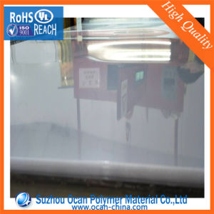 1220*2440 mm Super Clear PVC Sheet with Protective Film pictures & photos
