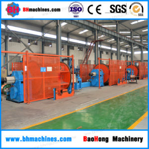 Rigid Frame Stranding Machine with Batch Loading pictures & photos