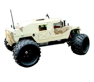 Remote Control Car RC Car - 4 Hummer Like