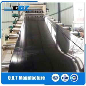 Semi-Automatic PP PE Sheet Extrusion Production Line pictures & photos