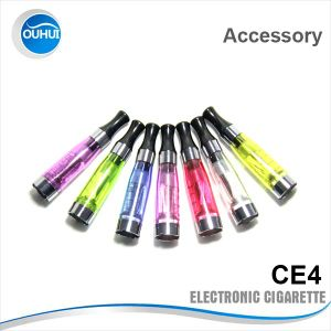 Colorful Transparent Style Atomizer EGO CE4 Clearomizer