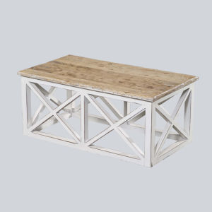 Simplicity and Delicate Coffee Table Antique Furniture pictures & photos
