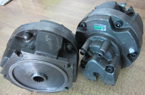 Equivalent to Sai Hydraulic Motor (GM1 200 H D40) pictures & photos