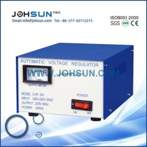 CVR Serise Relay Type AC-Automatic Voltage Stabilizer