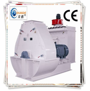 Ce Approved Wood Hammer Mill, Wood Grinder, Wood Crusher Factory