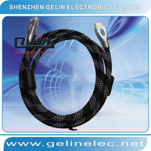 HDMI Cable With Gold-Plated Connector for PS3 (GL-P3002)