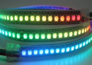 Dream Color IP20 5m 12V LED Strips pictures & photos