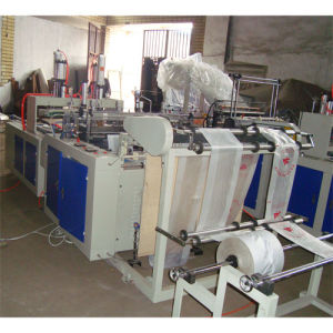 High Speed Hot Cutting Bag Machine (SSH-1000) pictures & photos