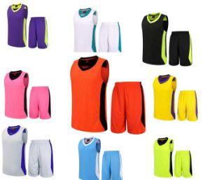 Basketball Uniform, Basketball Uniform Design, Basketball Jersey Uniform Design pictures & photos