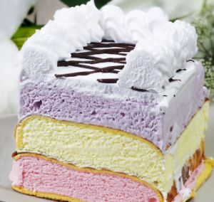 Pastry Topping Cream
