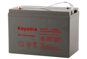 200ah 6V Gel Storage Battery for Telecommunications pictures & photos