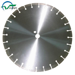 Laser Welded Diamond Saw Blade for Cutting Asphalt (JL-DBA) pictures & photos