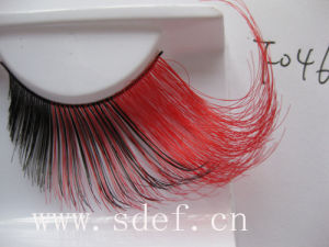 Synthetic Hair False Eyelash (F046)