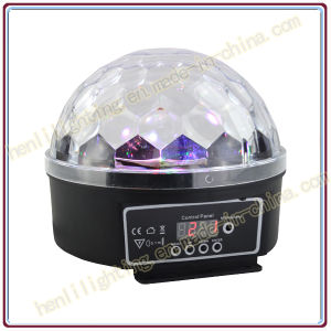 LED Stage Crystal Ball Lighting with CE & RoHS (HL-056) pictures & photos