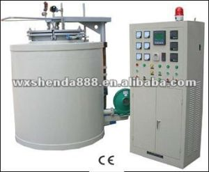 Electric Well Type Wire Annealing Furnace pictures & photos