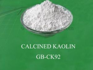 Calcined Kaolin For Coating (GB-CK92)