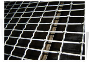 Hot Sale Crimped Wire Mesh (hpwj-1008) pictures & photos