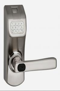 Multi-Functional Fingerprint & Password & Key Lock