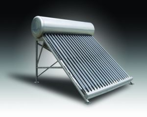 Non Pressure Solar Water Heater (SPC-58/1800-24) pictures & photos