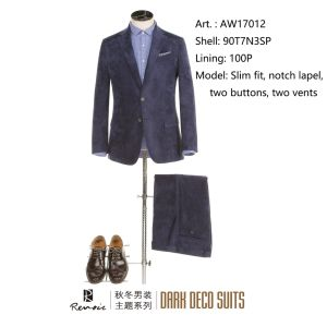 OEM 2017 Slim Fit Men′s Leisure Suit pictures & photos