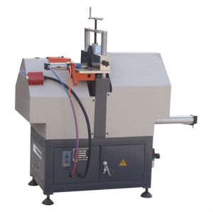 PVC Door and Window V-Cutting Saw for UPVC Window Making Machine (LJVW-60)
