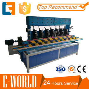 Glass Straight Line Edge Grinding Machine pictures & photos
