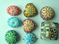 Ceramic Button (ZXCB-002)