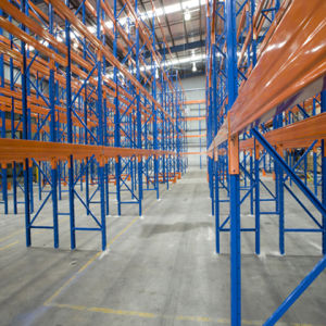 Industrial Storage Warehouse Q235 Steel Pallet Racking