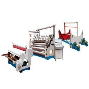 Single Face Corrugated Paperboard Production Line pictures & photos