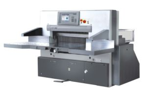 Computerized Paper Cutter Series (Qzyw 78/ 92/ 115/ 137/ 155/ 186et)