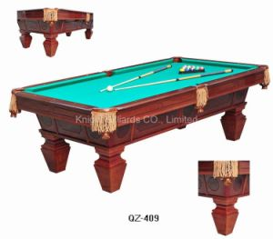 Pool Table -QZ409#