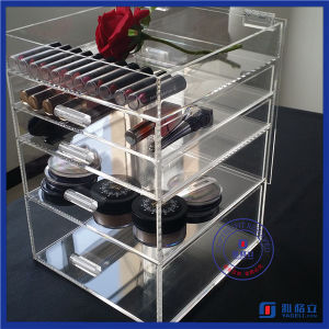 2016 Wholesale 5 Drawer Acrylic Makeup Organizer pictures & photos