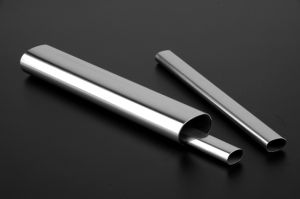 Oval Stainless Steel Pipe (LS-13)