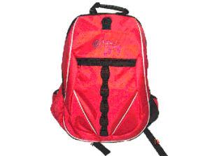 Red Campus School Outdoor Backpack