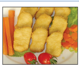 Automatic Burger Preduster (Flouring Machine) Sfj200- II pictures & photos