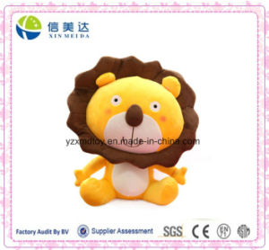 Best Selling Plush Cute Lion King Stuffed Animal Toy pictures & photos