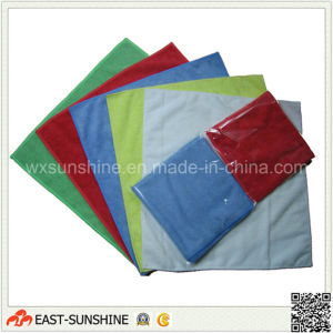 80%Polyester and 20%Polyamid Microfiber Towel pictures & photos