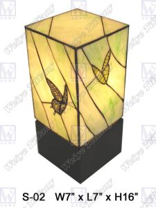 Stained Glass Decoration (S-02)