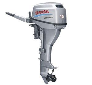 4 Stroke Outboard Motor (HM- F15BML)