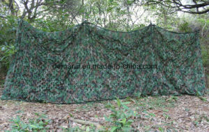 Custom Double-Deck Woodland Camo Hunting Netting pictures & photos