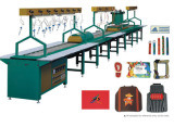 Automatic PVC Key Holder Making Machine with Mutil Color, Photo Frame Making Machine pictures & photos