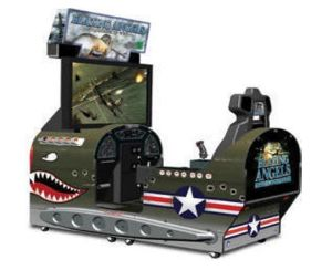 Arcade Game Machine Air Warrior Video Game pictures & photos