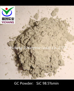 Green Silicon Carbide Mirco Powder & Grit with Good Price pictures & photos