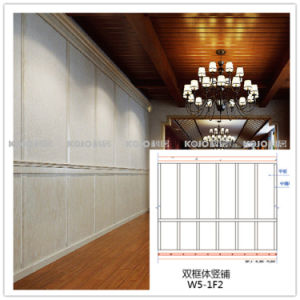 Home Decoration WPC Wall Panel for Wall Design 5 (W5) pictures & photos