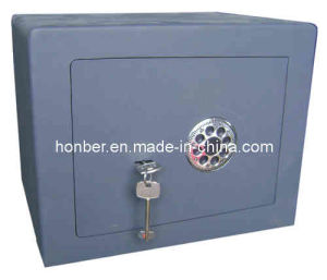 Keylock Laser Cutting Wall Safe Box (LASER-S250MC5) pictures & photos