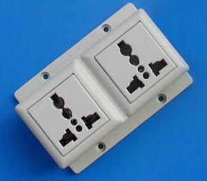 Convex Type Universal Socket