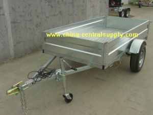 2.0m Box Trailer (CT0085A) pictures & photos