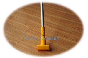 Mop Clip with Aluminum Handle (YYMC-001Y) pictures & photos